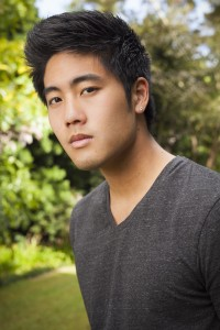 Ryan Higa at home in Hilo,